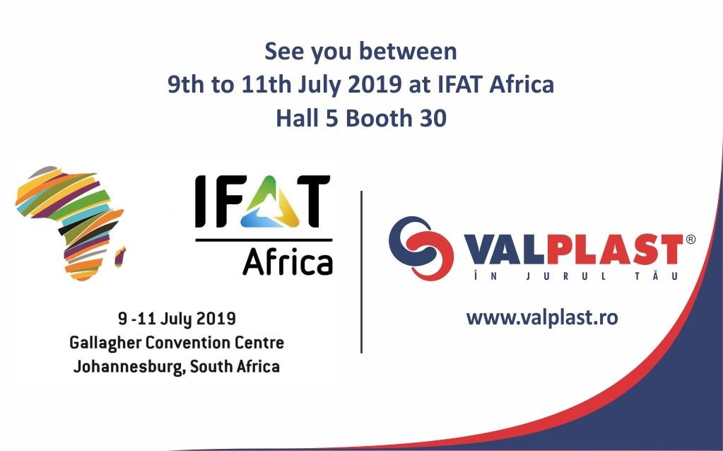 ifat africa de sud (johannesburg) – 9-11 iulie
